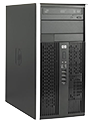 HP Intel Core i5-2400 3,4Ghz CPU - 4GB DDR3 PC (HP 8200 Elite Tower)