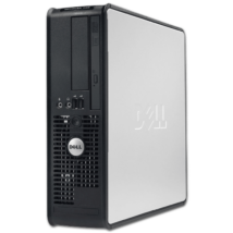 Dell Intel Pentium 2,8Ghz CPU - 2GB DDR2 RAM PC (Dell Optiplex GX620, SFF)