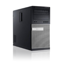 Dell Intel Core i5-2400 3,4Ghz CPU - 4GB DDR3 RAM (Dell Optiplex 790 Tower)