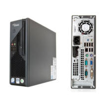 Fujitsu Core 2 Duo E7500 2x2,93Ghz CPU - 4GB DDR2 - 160Gb SATA3 PC