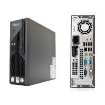 Fujitsu Intel Core E1200 CPU - 2GB DDR2 - 250Gb SATA3 PC (Quad ready)