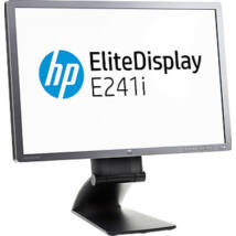 "HP EliteDisplay E241i 24"" FULL HD LED IPS monitor"