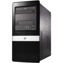 HP Intel Core 2 Duo E7500 2x2,93Ghz CPU - 4GB DDR3 PC (HP Pro 3010 Tower)
