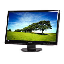 "Samsung 2494HM 24"" FULL HD LED monitor (HDMI)"