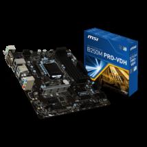 MSI B250M PRO-VDH