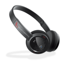 Creative Sound Blaster JAM Ultra Light Wireless Headset for Comfort and Portable Playback Black