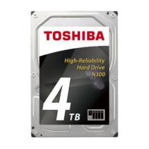 Toshiba 4TB 7200rpm SATA-600 128MB NAS HDWQ140EZSTA