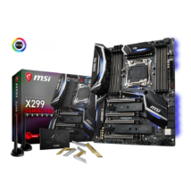 MSI X299A GAMING PRO CARBON AC