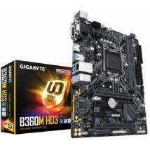 GIGABYTE B360M HD3