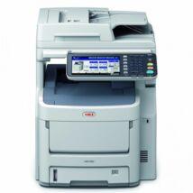 Oki MC760FDN lézer LED nyomtató/másoló/síkágyas scanner/fax