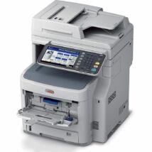 Oki MC770FDN lézernyomtató/másoló/síkágyas scanner/fax