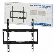 """Logilink BP0011 TV wall mount fix 32–55"""" max 40kg"""