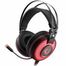 Rampage SN-RW66 Alpha-X Headset Black/Red