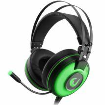Rampage SN-RW66 Alpha-X Headset Black/Green