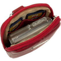 Krusell Camera Case LUNA Red