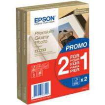 Epson PREMIUM GLOSSY 10x15 cm 255g, 80 lap