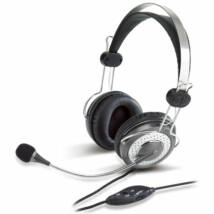 Genius HS-04SU Headset Silver