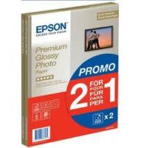 Epson PREMIUM GLOSSY A4 255g, 30 lap