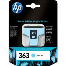 HP 8774EE (363) Light Cyan tintapatron