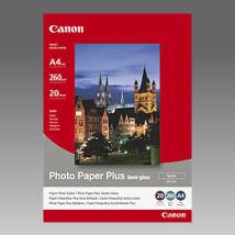 Canon Fotópapír SG201A4 260gr A/4  20db-os semi-gloss