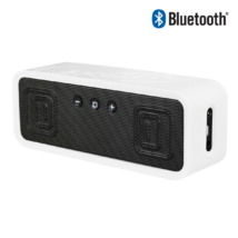 Arctic S113 BT Portable Bluetooth Speaker with NFC Pairing White