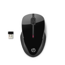 HP X3500 (H4K65AA) Wireless Mouse Black
