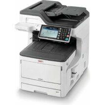 Oki MC853DNCT lézernyomtató/másoló/síkágyas scanner/fax A3
