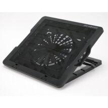 Zalman NS1000 black notebook hűtő