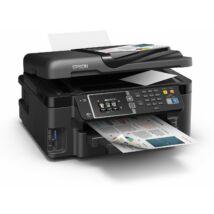 Epson L1455 wireless tintasugaras nyomtató/másoló/síkágyas scanner/fax A3+