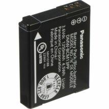 Panasonic DMW-BCM13 1250mAh fényképezőgép akku