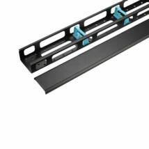 WP 22U vertical cable management with cap for RNA  and  RSB 800mm wide rack