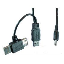 AKiTiO USB tápkábel SK-2500-as merevlemezházakhoz
