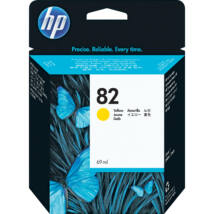 HP 4913A (82) Yellow tintapatron