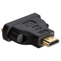 Akyga AK-AD-02 DVI-I (Dual Link) - HDMI adapter