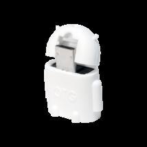 Logilink USB OTG Adapter White
