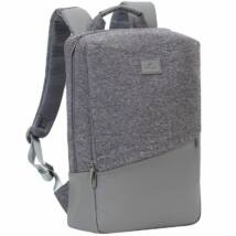 """RivaCase 7960 Egmont MacBook Pro and Ultrabook backpack 15,6"""" Grey"""