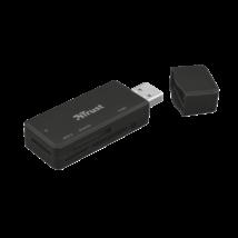 Trust Nanga USB3.1 CardReader Black