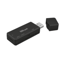 Trust Nanga USB3.1 CardReader Black