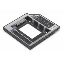 Digitus SSD/HDD Installation Frame for CD/DVD/Blu-ray drive slot SATA to SATA3 12,7mm installation height