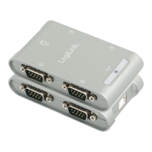 Logilink AU0032 USB2.0 to 4xSerial adapter