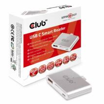 Club3D USB C Smart Reader