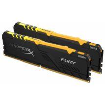 Kingston 32GB DDR4 3466MHz Kit(2x16GB) HyperX Fury RGB Series
