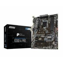 MSI B360-A PRO