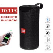 Hordozható vezeték nélküli, Bluetooth hangszóró (AUX, USB, TF kártya)