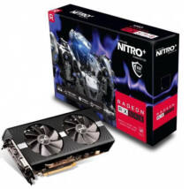 SAPPHIRE Radeon RX 590 Nitro+ 8GB GDDR5 256BIT Videokártya