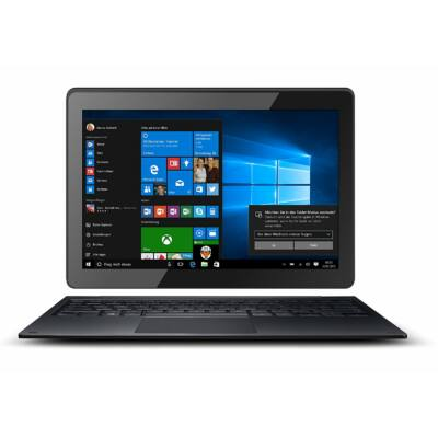 ODYS Prime WIN 10 Notebook (Intel X5-Z8350 Quad Core CPU, 2GB DDR3 RAM)