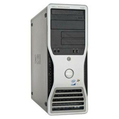 Dell Intel Core 2 Duo E6300 CPU - 2GB DDR2 RAM Tower PC (Dell Precesion 390)