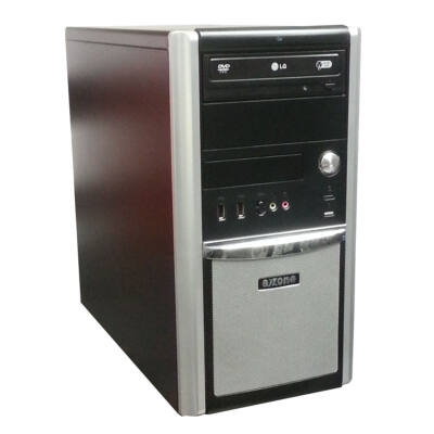 Intel Core 2 Duo E5400 CPU - 2GB DDR2 Tower PC