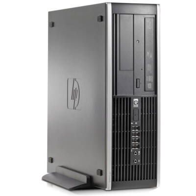 HP Intel 2. GEN Celeron G1610 CPU - 8GB DDR3 RAM PC (HP 6200 Pro, Core i7 Ready, USB 3.0)
