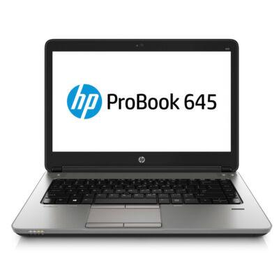 """HP AMD A8-4500M CPU - 4GB DDR3 - 128GB SATA3 SSD Notebook (ProBook 645 G1 14,1"""" LED)"""